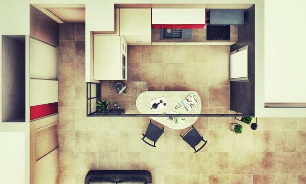 Comment aménager une petite cuisine de 2m² ?