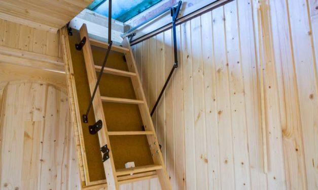 Installer un escalier pour ses combles : comment faire ?