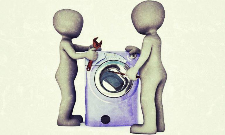 machine a laver qui fuit réparer