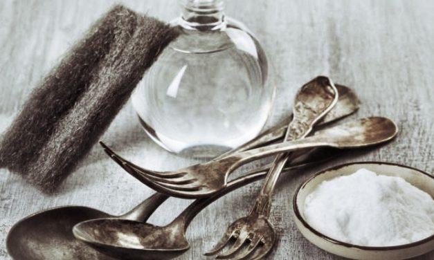Nettoyer l'argenterie : comment faire ?