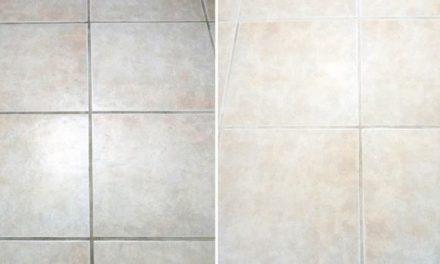 Comment nettoyer efficacement les joints de carrelage ?