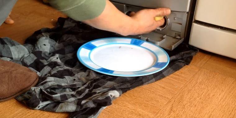 detartrer filtre lave linge