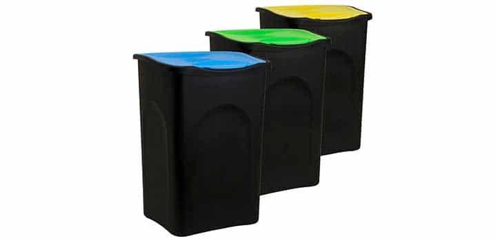 poubelle 50 litres