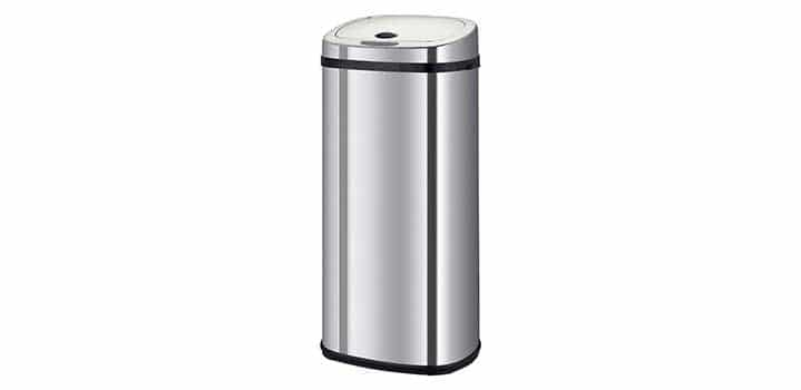 poubelle automatique de cuisine