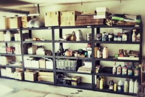 ranger aménager garage