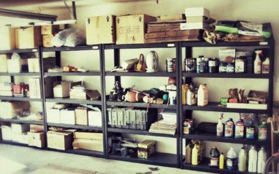 L'aménagement du garage : ranger et optimiser votre espace