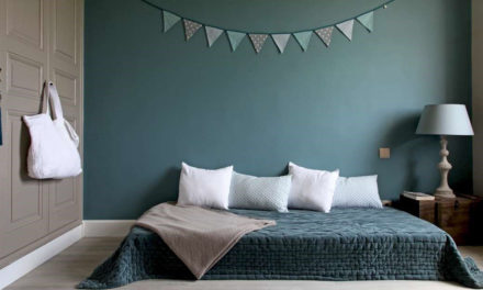 Chambre bleu canard : conseils et astuces