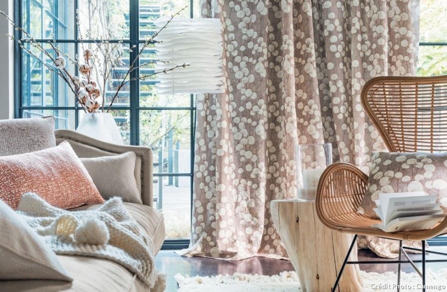 salon cocooning 10 id es pour cr er un salon cosy et. Black Bedroom Furniture Sets. Home Design Ideas