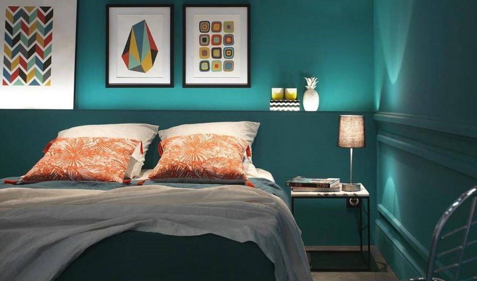 Peinture Quelle Couleur Ideale Pour La Chambre A Coucher