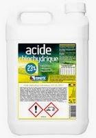 acide chlorhydrique pour déboucher vos wc