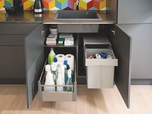 rangement cuisine 40 astuces pour une meilleure organisation. Black Bedroom Furniture Sets. Home Design Ideas