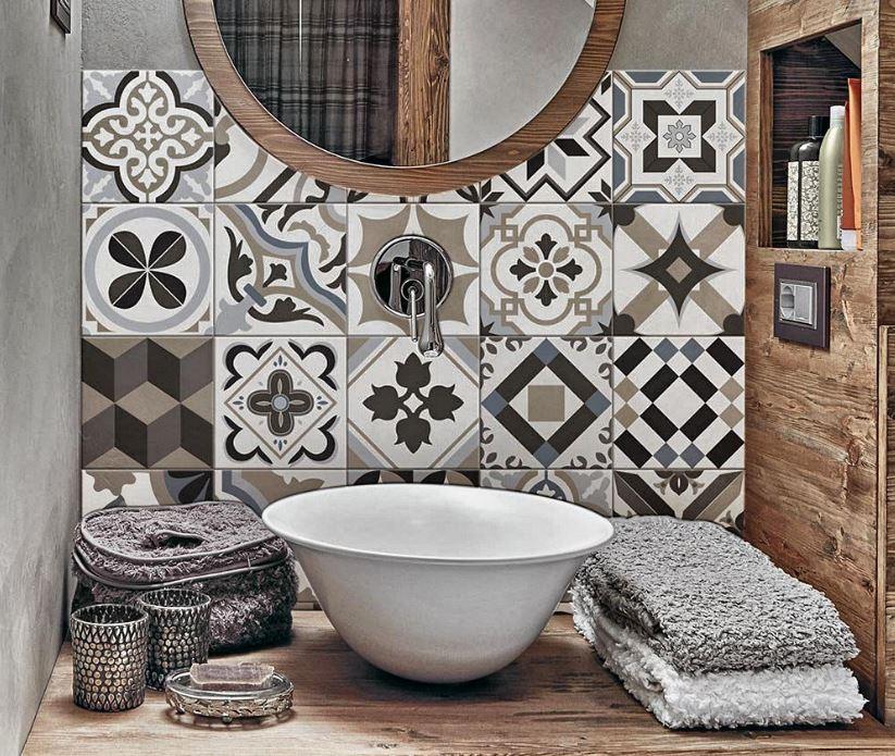 comment r nover une salle de bain sans changer le carrelage. Black Bedroom Furniture Sets. Home Design Ideas
