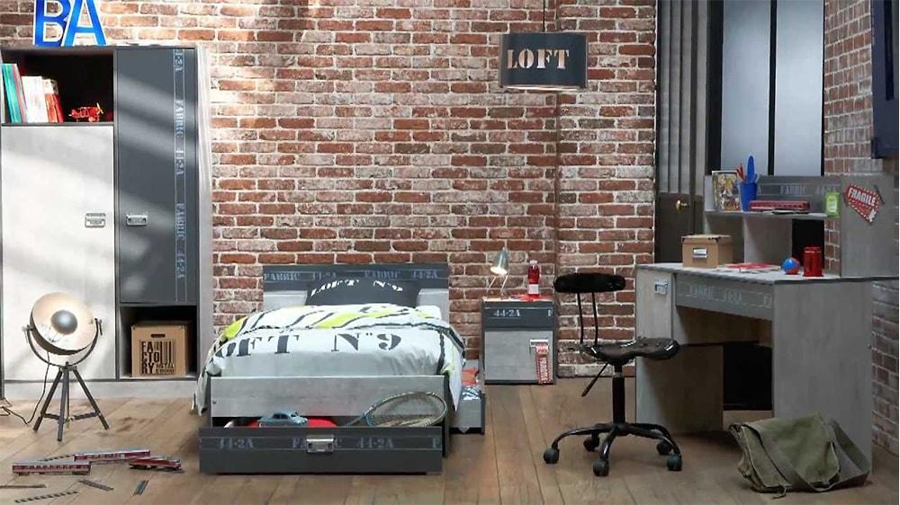 d corer une chambre ado gar on les meilleures id es d co. Black Bedroom Furniture Sets. Home Design Ideas