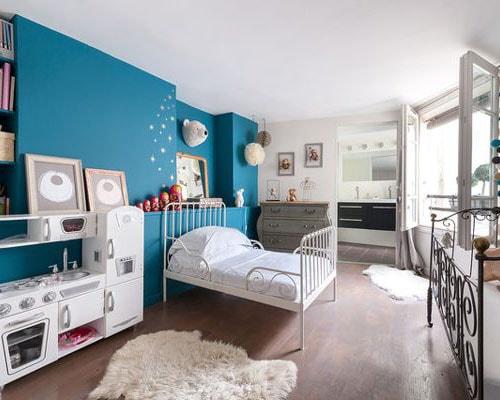 Chambre bleu canard : toutes nos idées pour une décoration réussie !