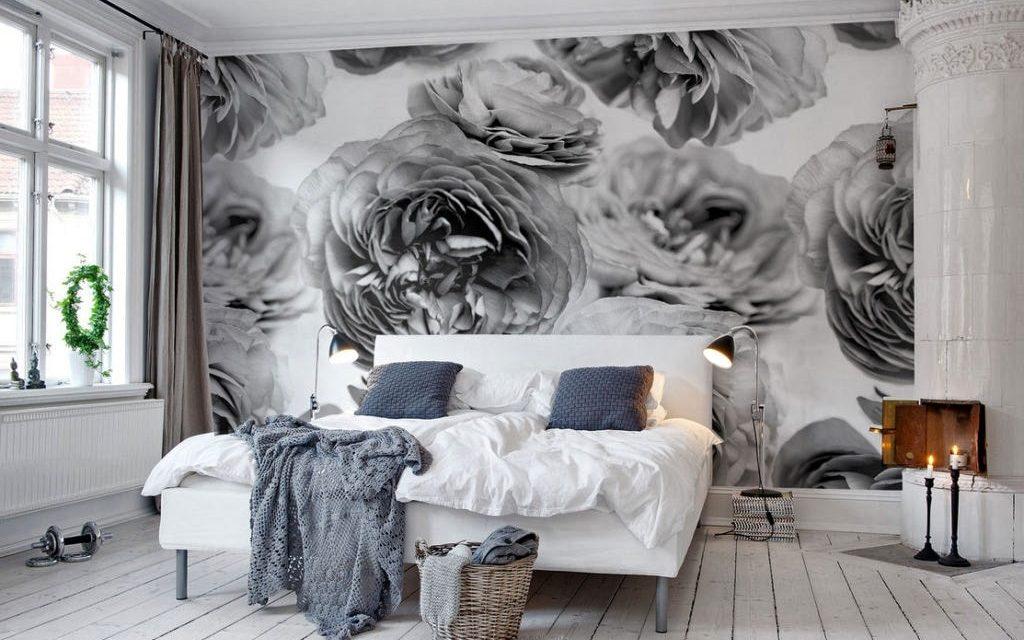 Chambre en gris et blanc : conseils et astuces
