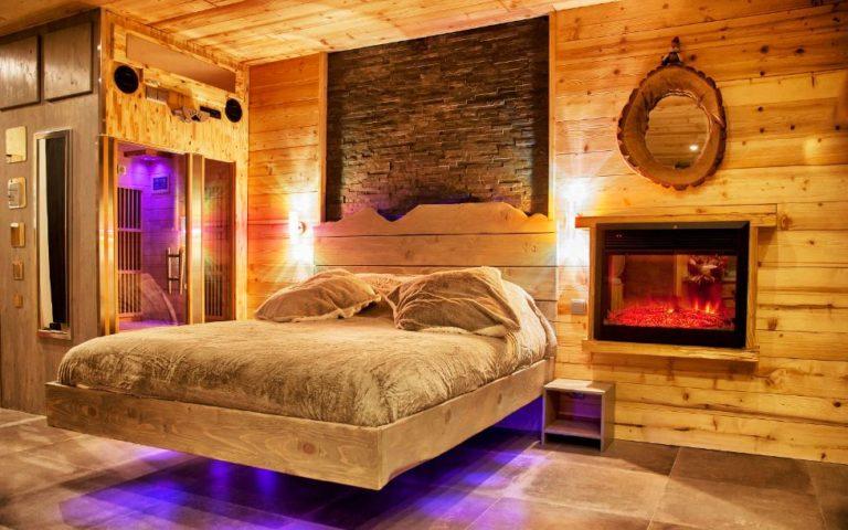 chambre romantique idee deco