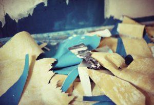 comment decoller papier peint