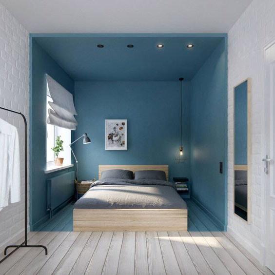 Chambre Bleu Canard Toutes Nos Idees Pour Une Decoration