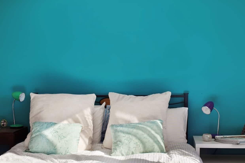 couleur tendance pour chambre à coucher adulte