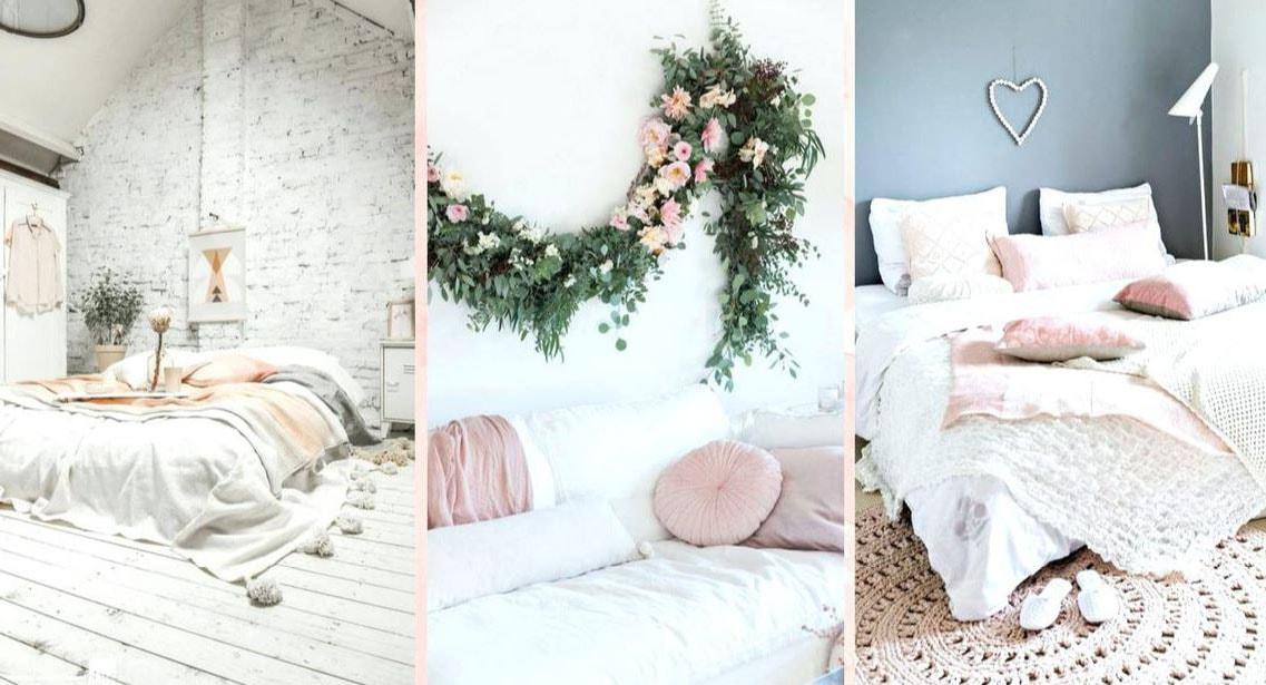 déco florale pour chambre adulte romantique