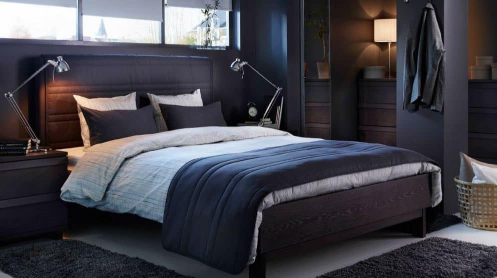 chambre romantique 40 id es d co pour la chambre de vos. Black Bedroom Furniture Sets. Home Design Ideas