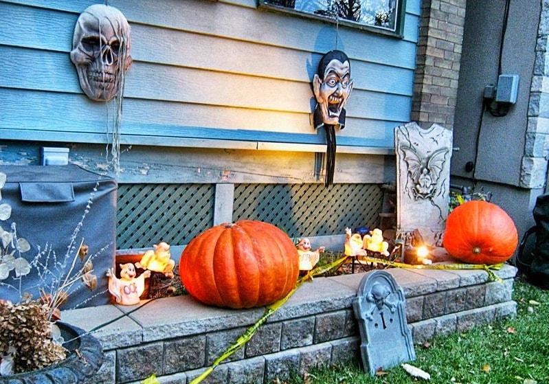 Décoration Halloween  50 idées pour l\u0027extérieur et l