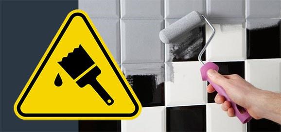 erreurs a eviter peinture carrellage salle de bain