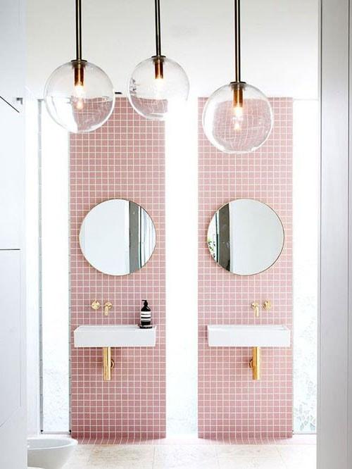 Peinture salle de bain : 40 idées de couleurs pour une déco ...
