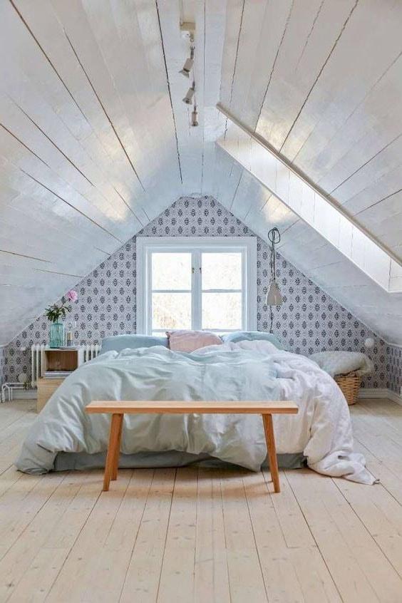 idée déco pour chambre adulte romantique épuré