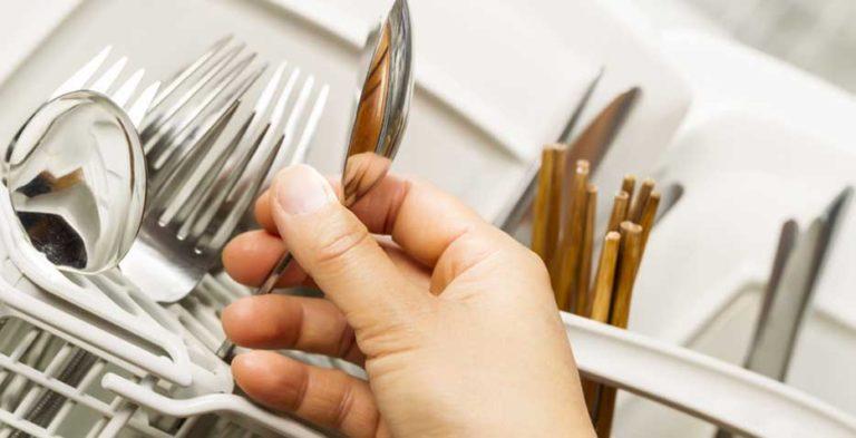 laver argenterie au lave-vaisselle