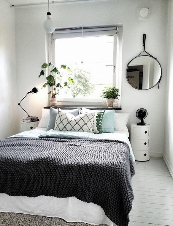 lit pour petite chambre