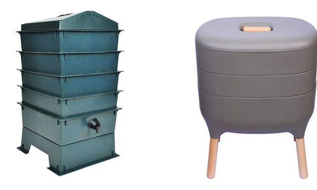 Le lombricomposteur : l'accessoire indispensable pour recycler vos déchets