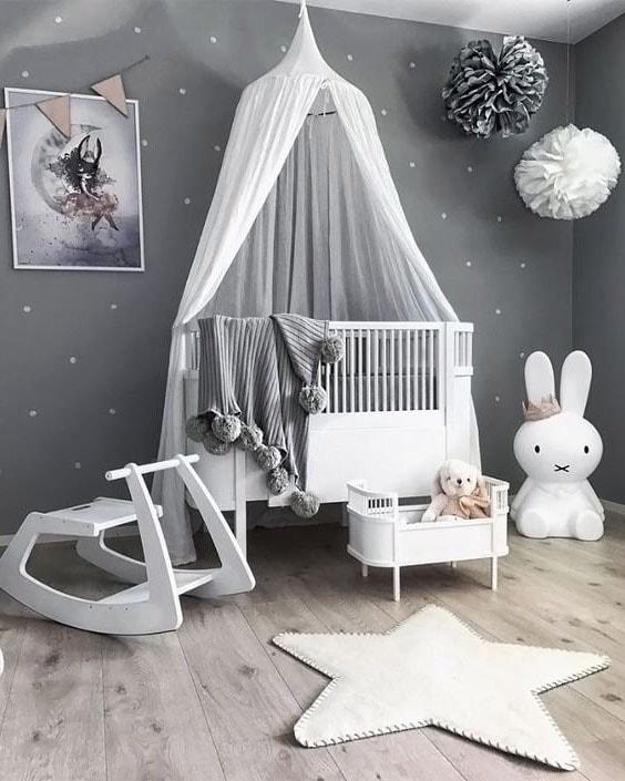 luminaire decorer chambre bébé