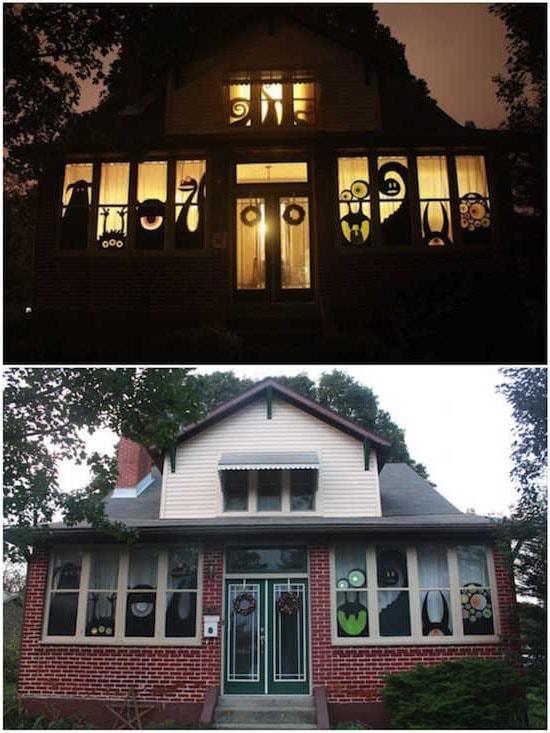 Décoration Halloween : 50 idées pour l'extérieur et l ...