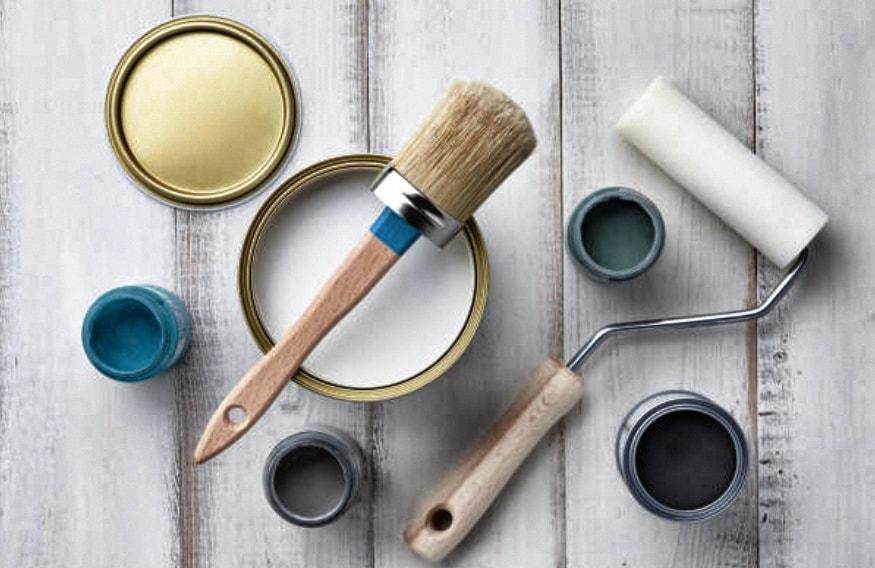 materiel pour peindre meuble