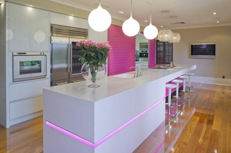 meubles separation cuisine salon