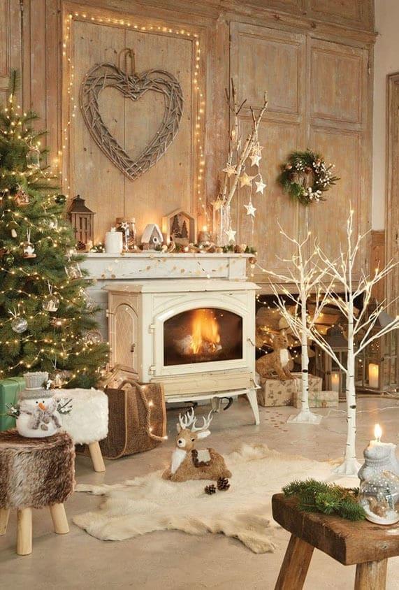 Decoration Noël : 47 Idées deco originales et bon marché ...