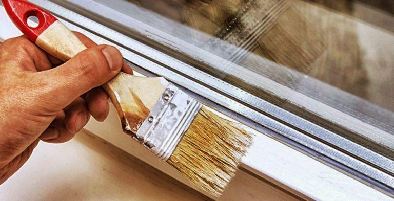 comment peindre fenetre pvc