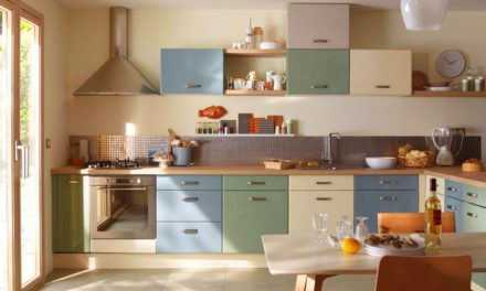 Peinture cuisine : quelles couleurs tendance pour la cuisine ?
