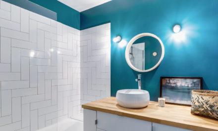 Peinture salle de bain : quelles couleurs tendance pour la salle de bain ?