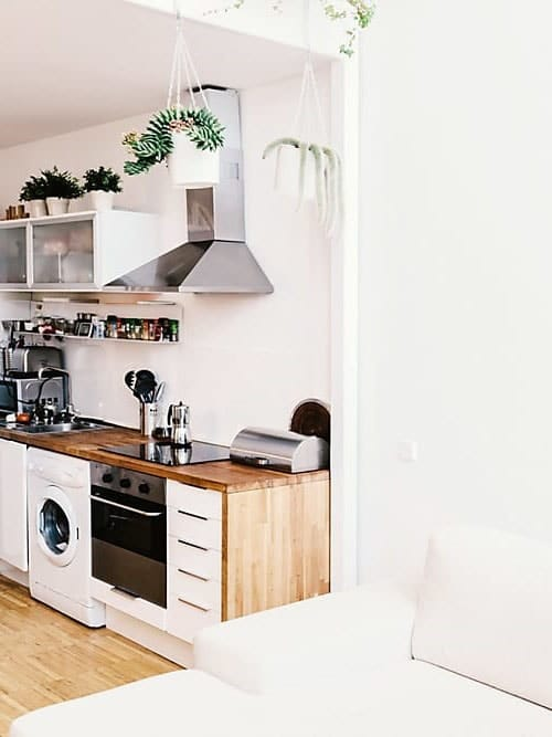 petite cuisine simple équipée