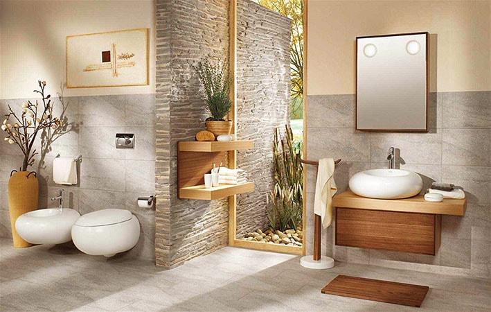 Salle de bain zen : 38 idées décos natures et chaleuseuses ...