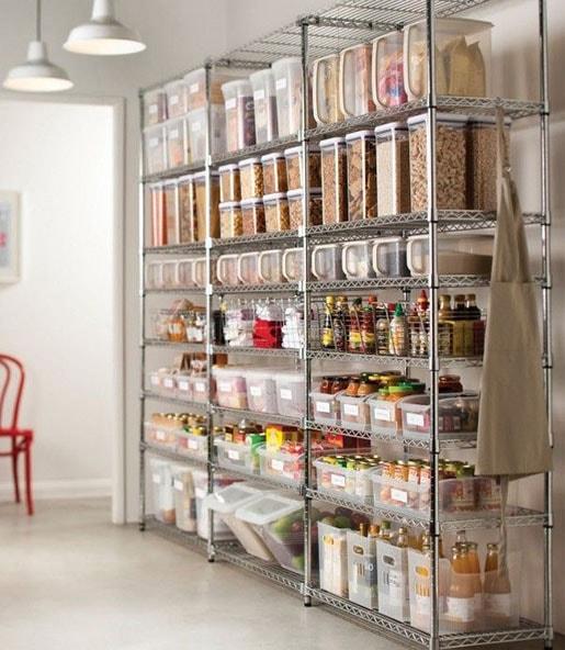 Rangement cuisine : 40 astuces pour une meilleure organisation
