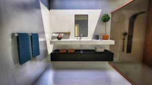 renover salle de bain sans changer carrelage