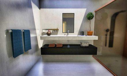 Rénover une salle de bain sans casser le carrelage existant