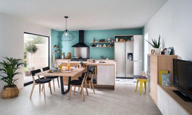 Séparation cuisine salon : nos idées pour séparer la cuisine du salon