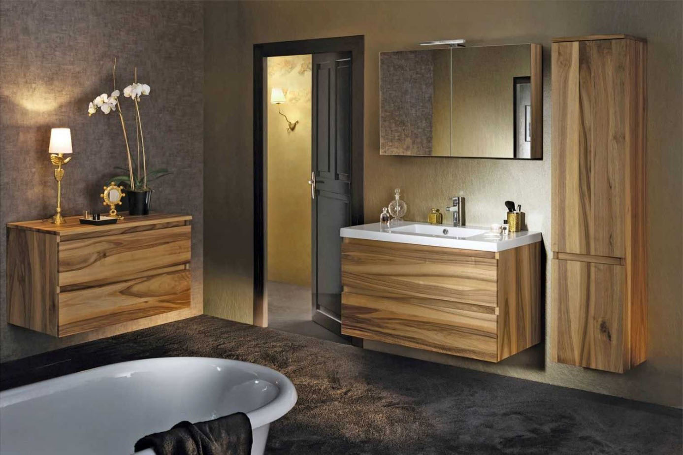 salle de bain zen 38 id es d cos natures et chaleuseuses. Black Bedroom Furniture Sets. Home Design Ideas