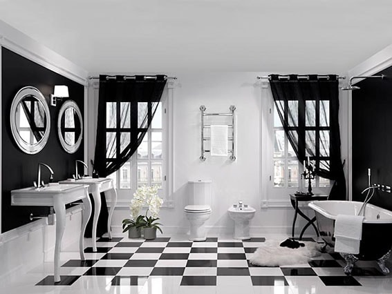 d coration salle de bain nos conseils et id es d co modernes. Black Bedroom Furniture Sets. Home Design Ideas