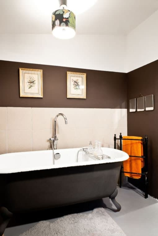 salle de bain raffine