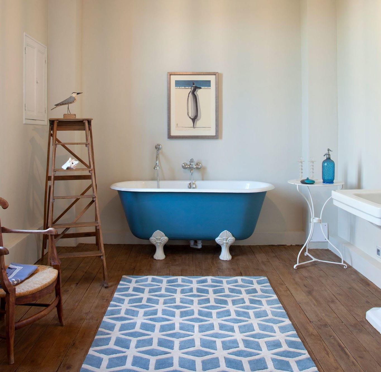 Meubles salle de bain vintage : Photos et idées pour votre déco retro !